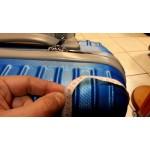 Ryanair 55χ40χ20cm ventus απόλυτη διαστάσεων  Μπλε φωτεινό