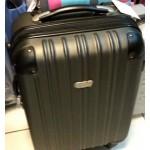 Καμπίνας 4 Ρόδες Ryanair Forecast ανθρακί με φυσούνα