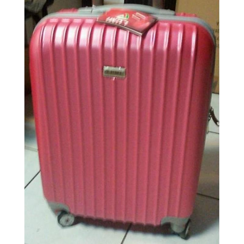 bf478da828d Ryanair χειραποσκευή ventus ροζ 55χ40χ20εκ