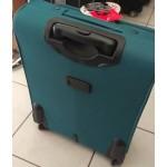 Βαλίτσα Καμπίνας DIPLOMAT ZC980 Πετρόλ 55 εκ