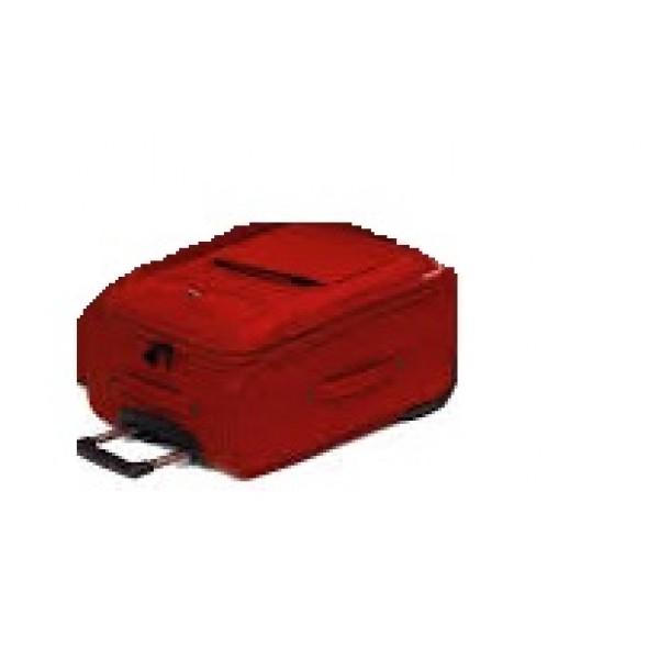 Kαμπίνας χειραποσκευή Diplomat zc6017 κόκκινη 55χ40χ20εκ