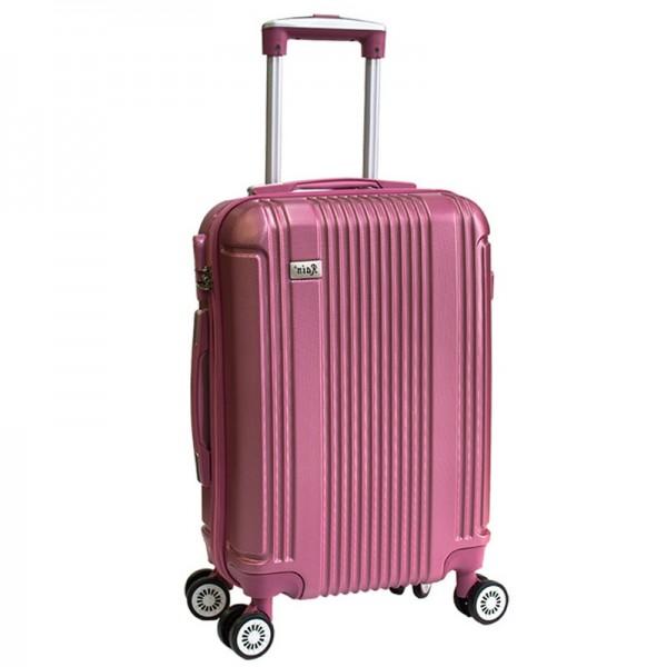 Καμπίνας βαλίτσα ABS πλαστικό σάπιο μήλο RB9028C 55X40X20 RAIN