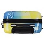 Βαλίτσα βάπτισης-χειραποσκευή Πεταλούδα χρώματα 53x36x20 εκατ.