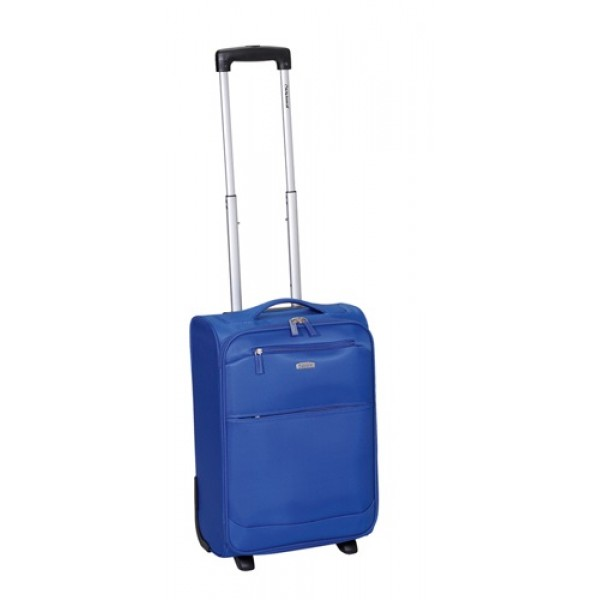 Diplomat βαλίτσα τρόλει καμπίνας ZC 8050-48 μπλε