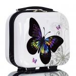 Nεσεσέρ βαλιτσάκι ταξιδίου abs print butterfly2