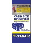 Καμπίνας 4 Ρόδες Ryanair Forecast silver