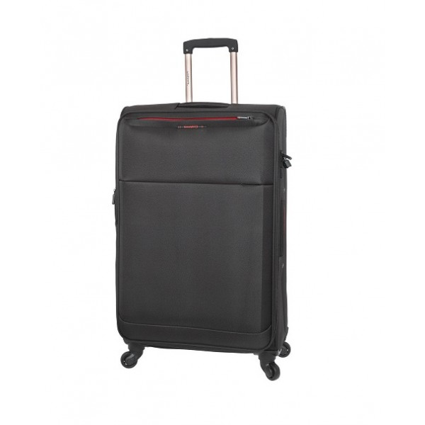 Bαλίτσα  τρόλεϊ καμπίνας Diplomat ZC6040-55 γκρι σκούρο