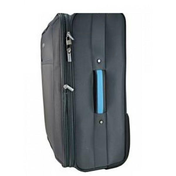 Diplomat ZC 801-61 γκρι μεσαία βαλίτσα τρόλει