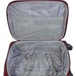 GIGA Πολύ μεγάλη βαλίτσα για 23-34 kg μεταφοράς μαύρο