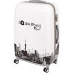 World χειραποσκευή βαλίτσα