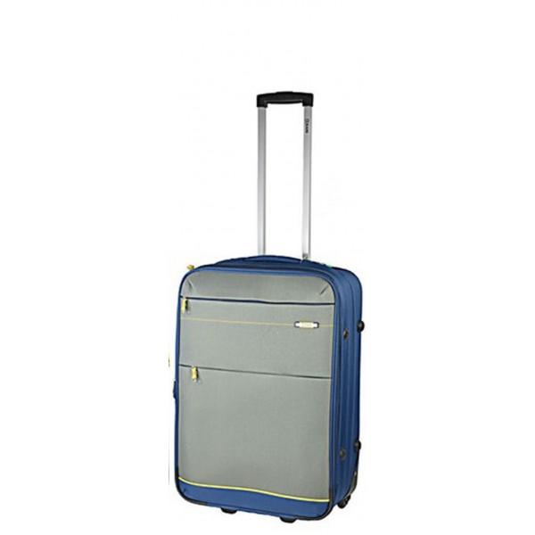 Βαλίτσα Καμπίνας Rain RB9820 μπλε γκρι