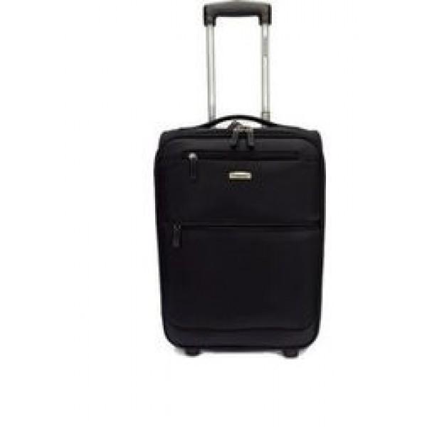 Bαλίτσα  τρόλεϊ μεσαίο Diplomat ZC 8050-61μαύρο