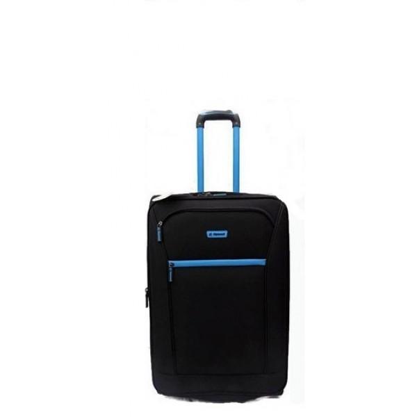Βαλίτσα τρόλεϊ καμπίνας Diplomat ZC 975-55 Μαύρο