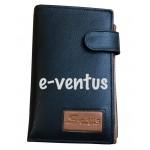 Ανδρικό πορτοφόλι Stelxis ST22, μαύρο
