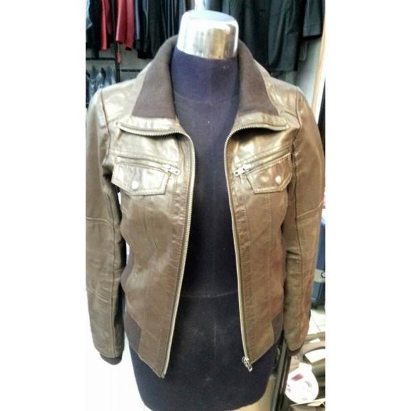 Δερμάτινο γυναικείο ONLY Leather jacket