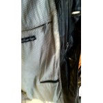 Δερμάτινο ανδρικό  Leather jacket μαύρο