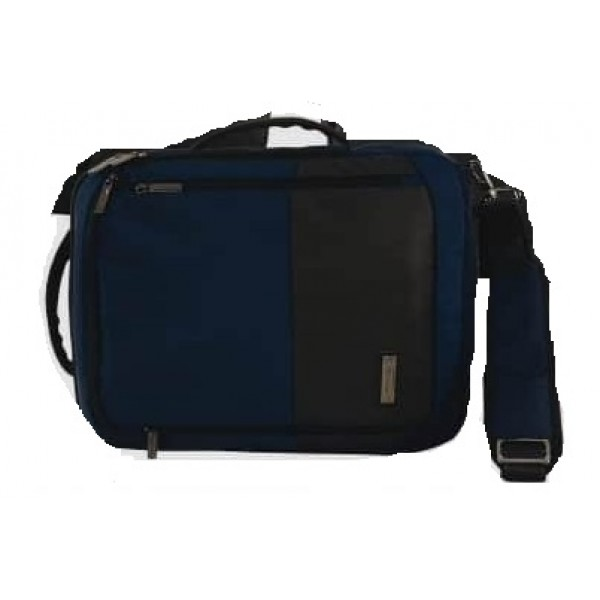 Τσάντα Πλάτης/Ωμου για LAPTOP 15.6″FORECAST A-25001 μπλε