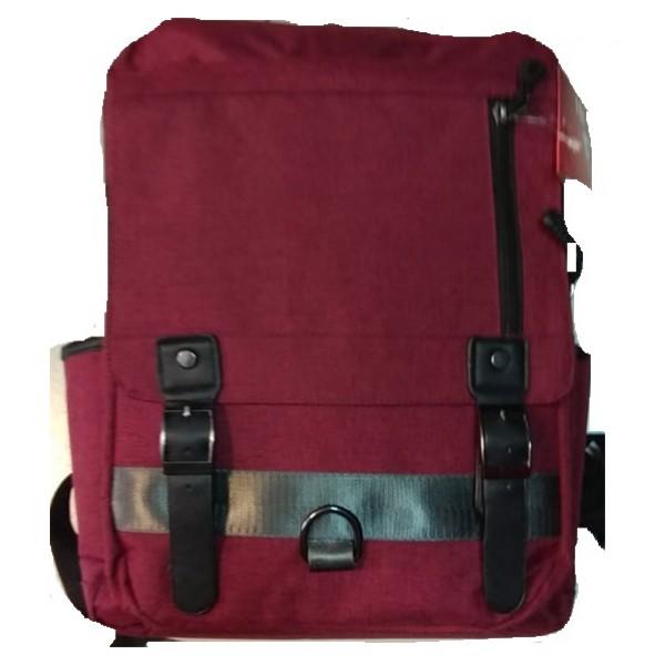 Backpack Ryanair Σακίδιο πλάτης HY μπορντώ 40-20-25