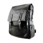 Backpack σακίδιο Laptop μαύρο με θύρα USB, ERRES 6