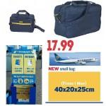 Καμπίνας 40X20X25εκ DIPLOMAT ZC975-40 μπλε 40cm