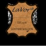 Δερμάτινο πορτοφόλι, χωράει ταυτότητα, Lavor - Wallet - Blue/black 1-5814