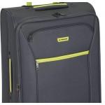 Βαλίτσα τρόλεϊ μεγάλη Diplomat ZC 975-71 ελαφριά γκρι