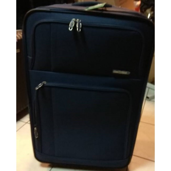 Βαλίτσα μεγάλη Rain RB 9033 77cm Blue