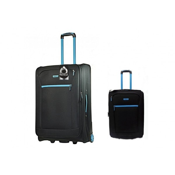 Σετ βαλίτσες Μεγάλη και καμπίνας Diplomat ZC71-ZC55cm