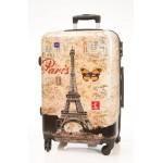 Σετ 5 βαλίτσες Paris Eiffel Tower set 5