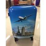 World Monuments μεσαία βαλίτσα