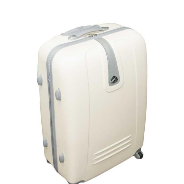 Μεγάλη σκληρή βαλίτσα με 4 ροδάκια